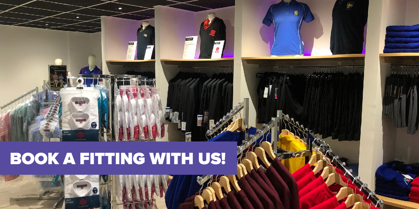 Book A Fitting With Us